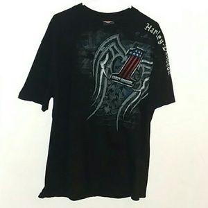 Harley Davidson Tucson Arizona T Shirt